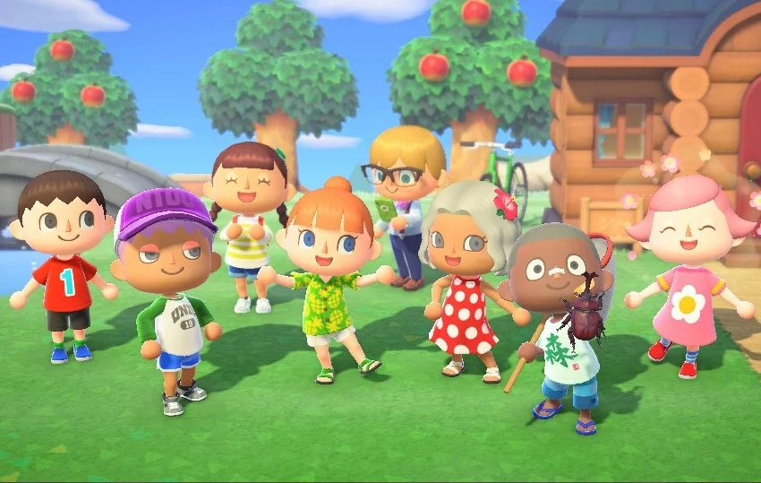 Go Behind The Scenes Of The New Animal Crossing With Nintendo At