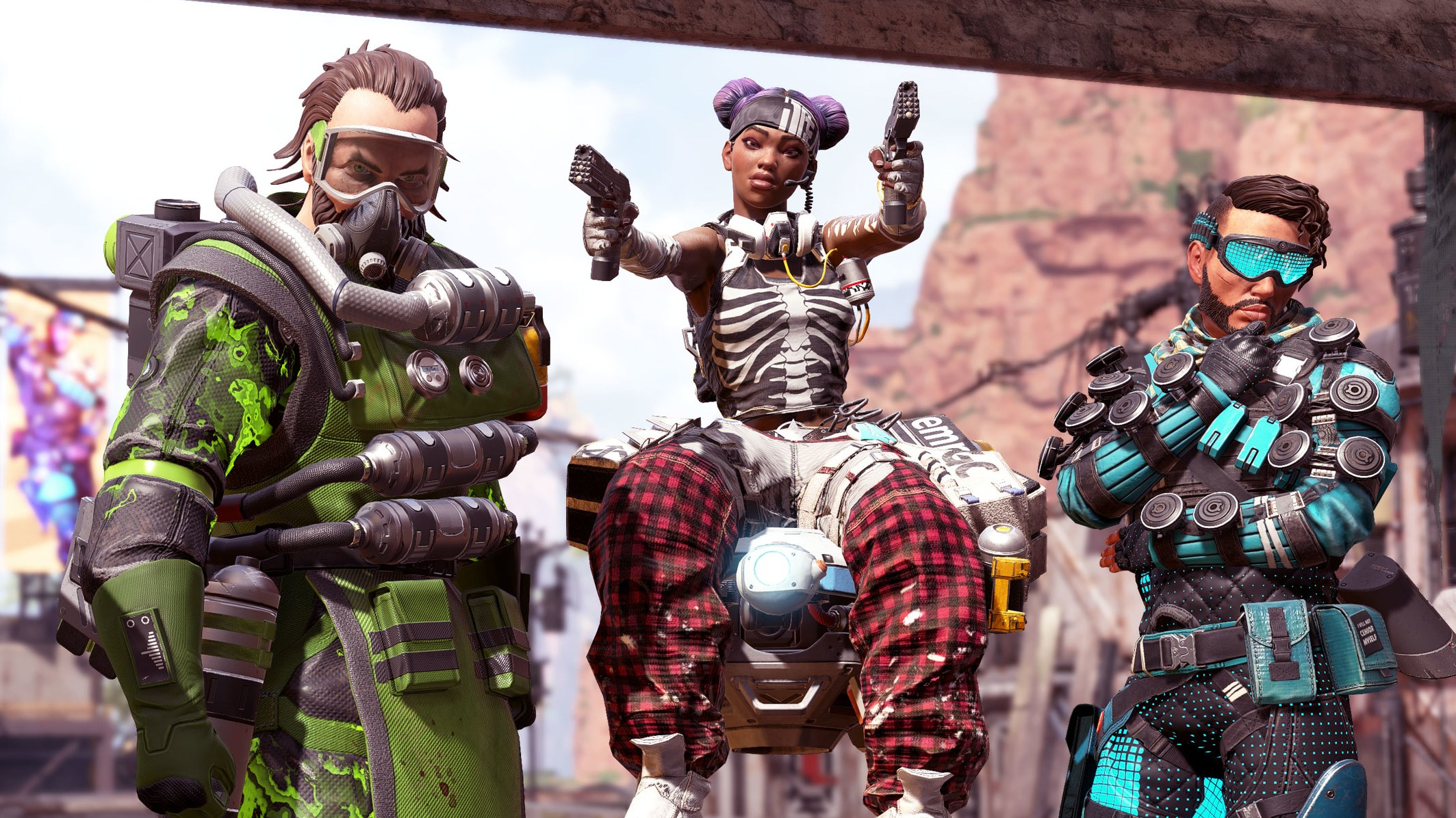 Come to GDC for a postmortem look at the making of Apex Legends! | GDC