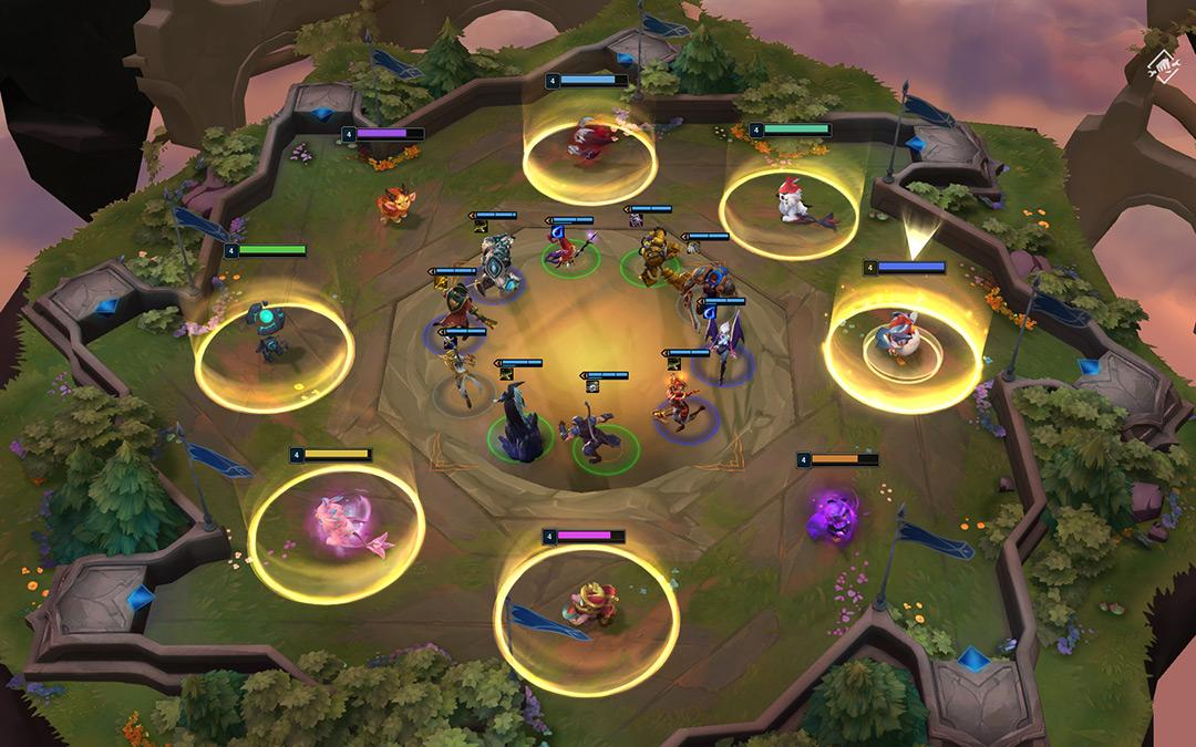 Popular Games 2020.Get Key Game Design Insights From Riot S Teamfight Tactics
